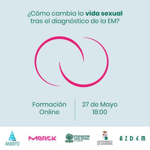 Cartel Taller Sexualidad y EM